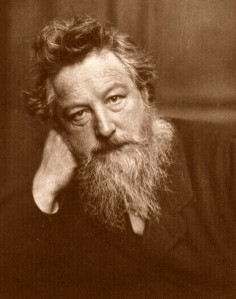 William Morris as Poet Laureate?