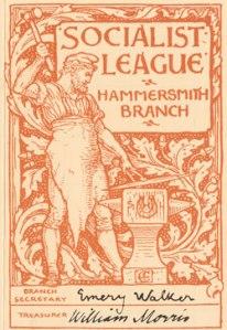 Socialist League Membership Card