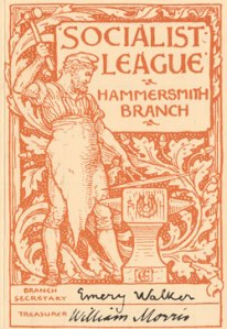 Socialist League Membership Card