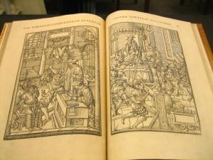 Praxis criminis persequendi, elegantibus aliquot figuris illustrata, by Jean Milles de Souvigny