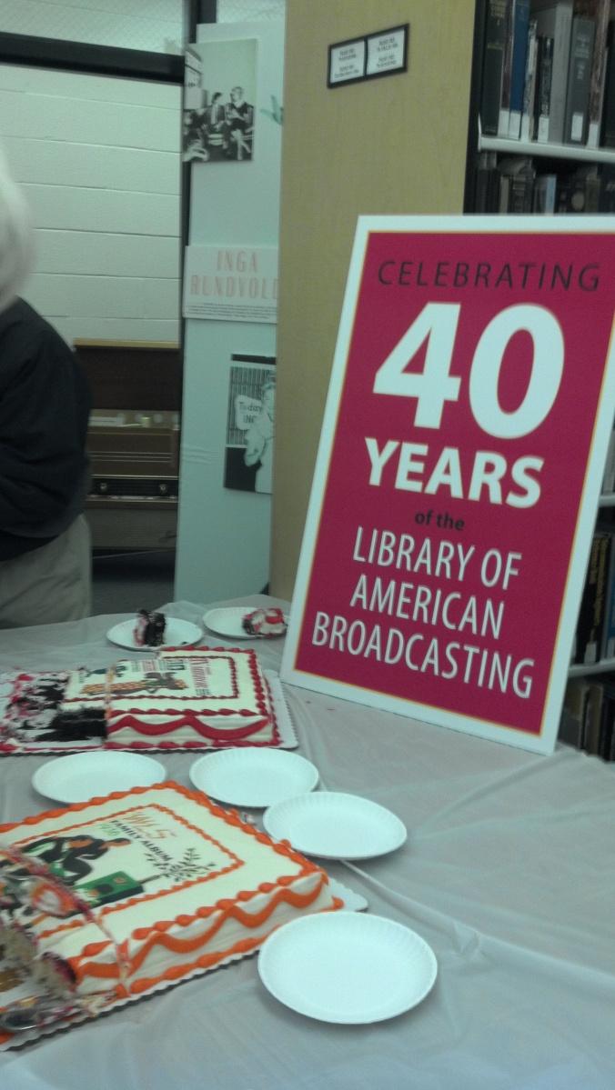 cakes in broadcasting