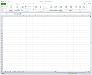 Excel Data Menu Import from Text File