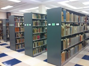 Rare Books and Special Collections Stacks