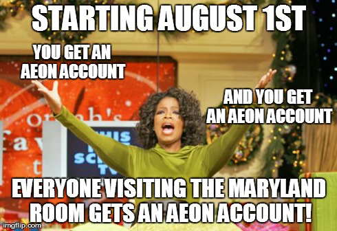 Oprah Aeon