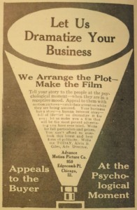 Judicious Advertising, December 1912