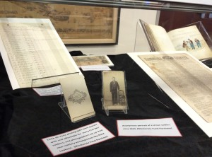 New Exhibit: Bookends of the Civil War