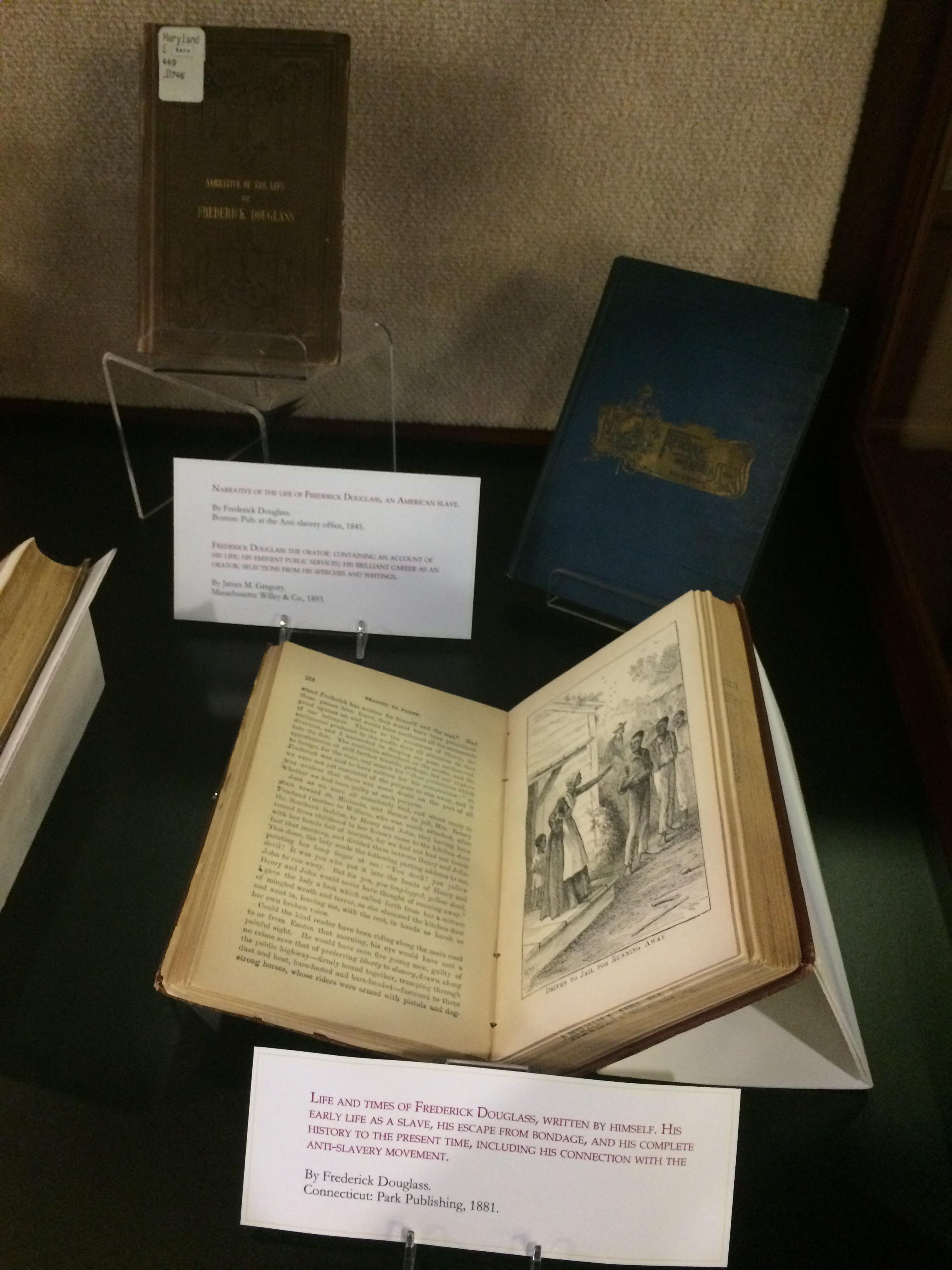 Frederick Douglass Celebrated | UMD Special Collections