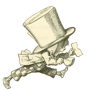Mad Hatter Running