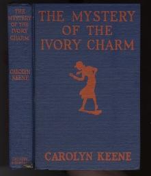 ivory charm book