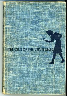 velvet mask book