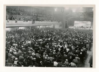 Union rally, Long Island, NY, 1959