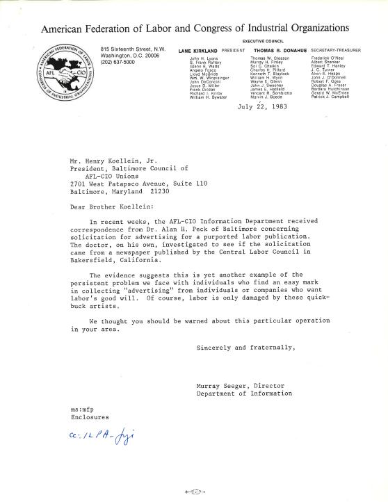 3_Seeger letter