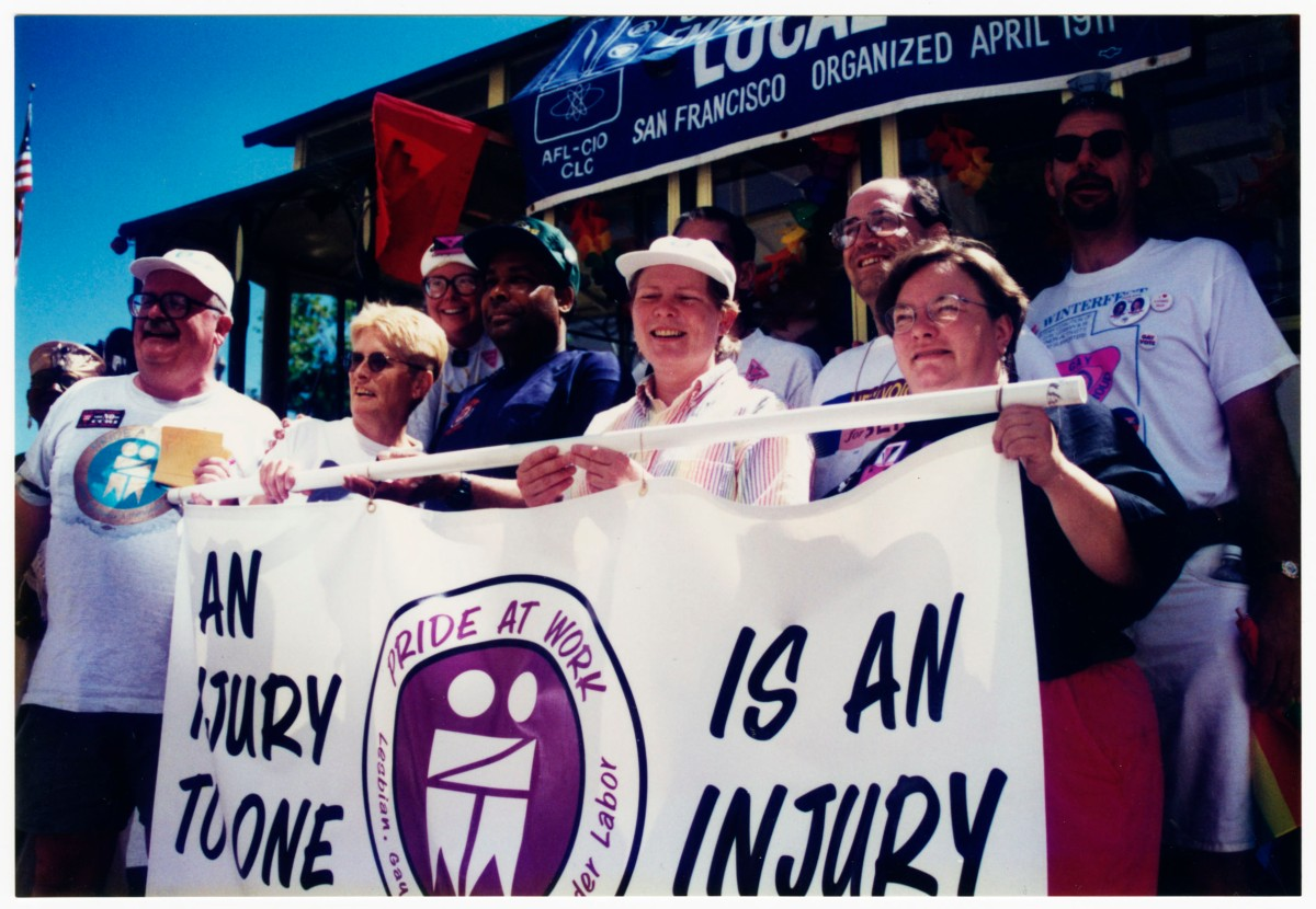Nancy Wohlforth: Uniting the Labor and LGBT Movements