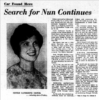 search for nun