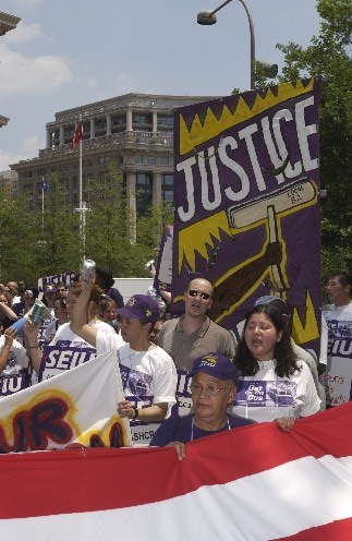 SEIU_Justice for Janitors
