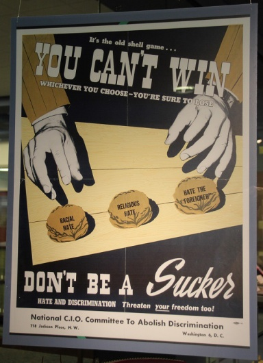 Sucker Poster