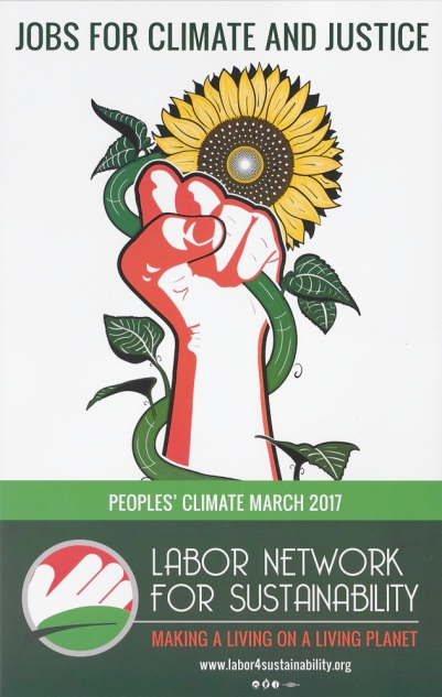 Climate poster