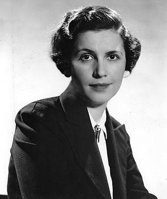 Helen Sioussat headshot