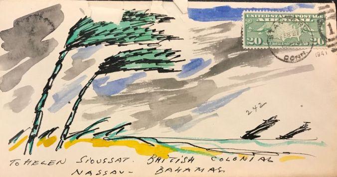van Loon Illustrated Envelope (8)